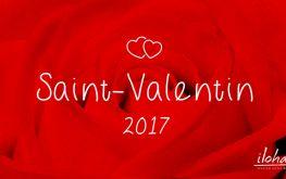 Saint-Valentin 2017 à iloha hôtel à l'île de La Réunion