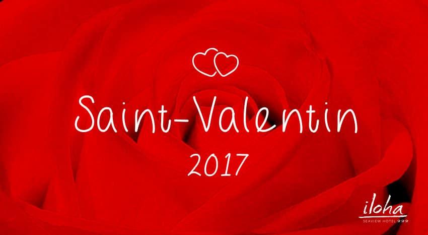 Saint-Valentin 2017, ILOHA Seaview Hotel 3*, île de la Réunion