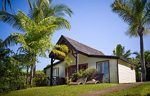 Family bungalow at Iloha Seaview Hotel