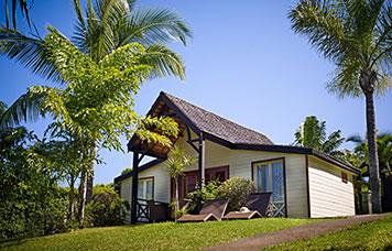 Bungalow Famille, ILOHA Seaview Hotel 3*, île de la Réunion