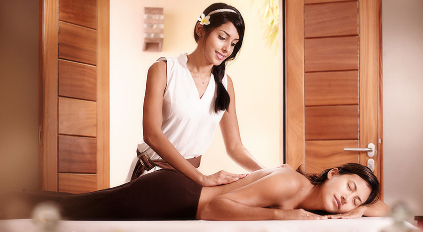 Wellness treatment at iloha Seaview Hotel, 3 stars hotel in Reunion Island