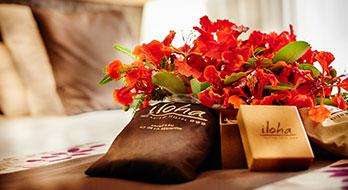 Les coffrets cadeaux, ILOHA Seaview Hotel 3*, île de la Réunion