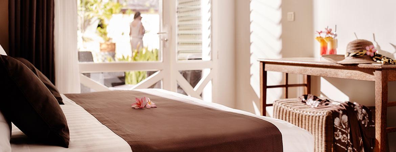 Chambre Standard, ILOHA Seaview Hotel 3*, île de la Réunion