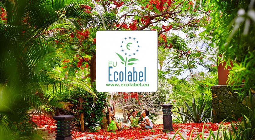 Ecolabel européen, ILOHA Seaview Hotel 3*, île de la Réunion