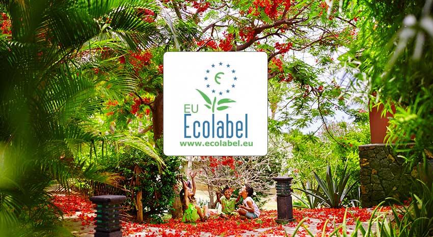 EUROPEAN ECOLABEL Certificate