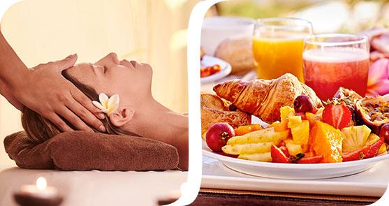 Les formules dejeuner et bien-être, ILOHA Seaview Hotel 3*, île de la Réunion