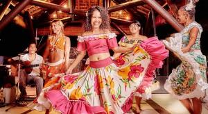 Danseuses traditionnelles de Maloya