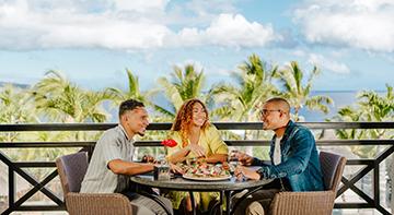 Une vue imprenable su l'océan indien, ILOHA Seaview Hotel 3*, île de la Réunion