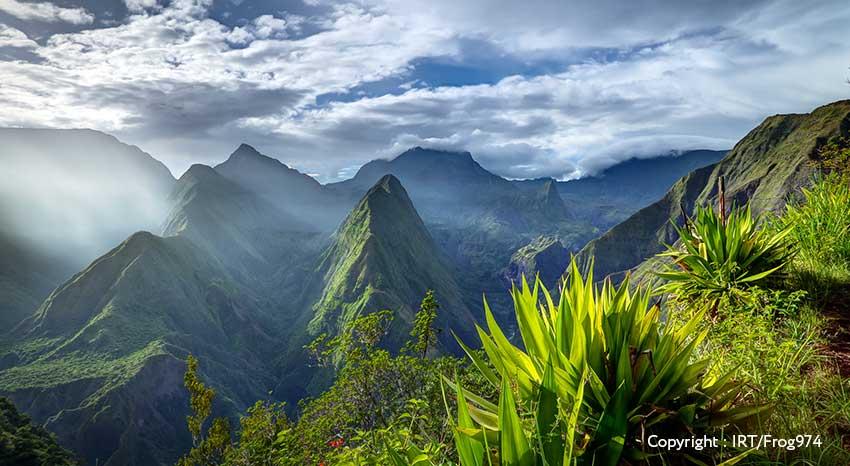 Panorama, ILOHA Seaview Hotel 3*, île de la Réunion