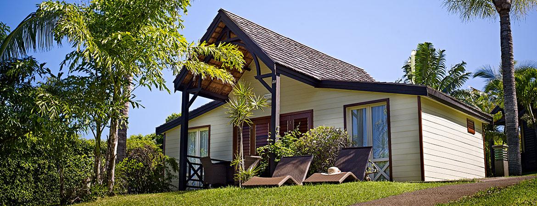 Le bungalow Famille, ILOHA Seaview Hotel 3*, île de la Réunion