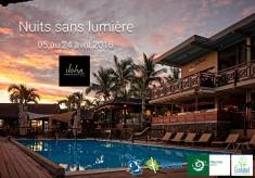 Les Nuits sans lumière à Iloha Seaview Hotel