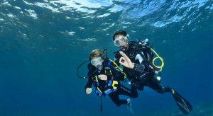 Plongée sous marine à La Réunion
