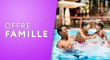offre spéciale famille hotel La Réunion