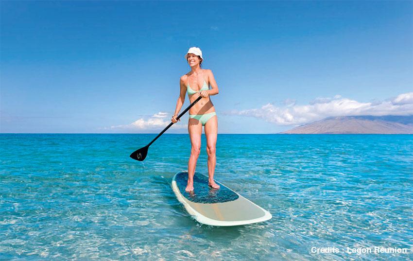 Le paddle : une activité ludique et sportive, ILOHA Seaview Hotel 3*, île de la Réunion