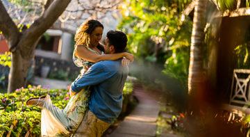 Un moment romantique à Iloha Seview Hotel