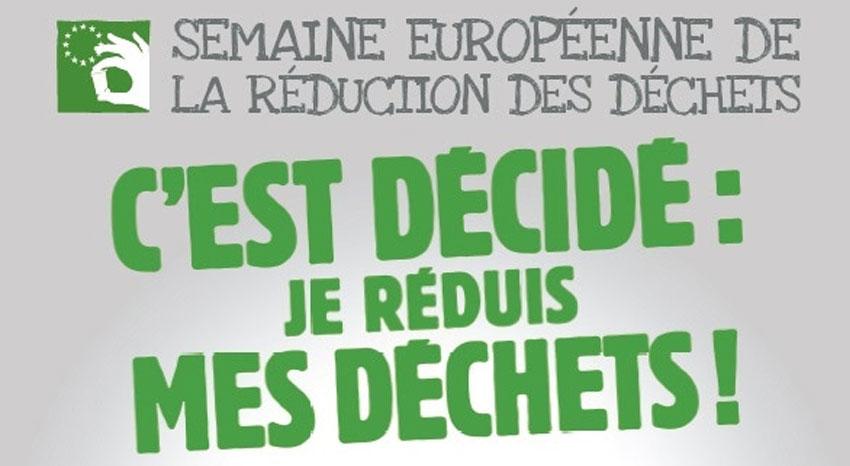 SERD - Semaine Européenne de la Réduction des Déchets