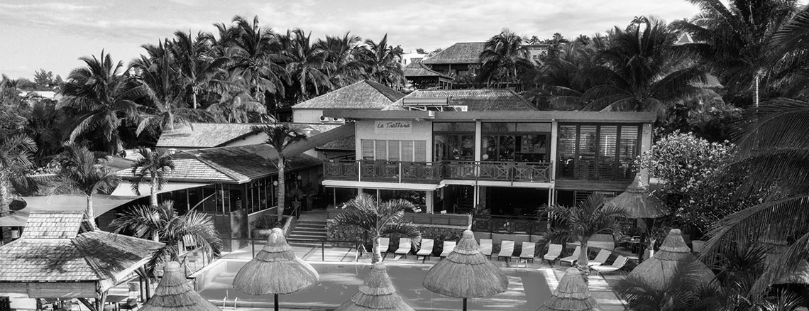 Brasserie La Trattoria, ILOHA Seaview Hotel 3*, île de la Réunion