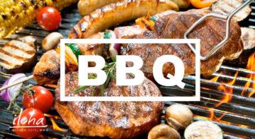Barbecue dominical à ILOHA Seaview Hotel