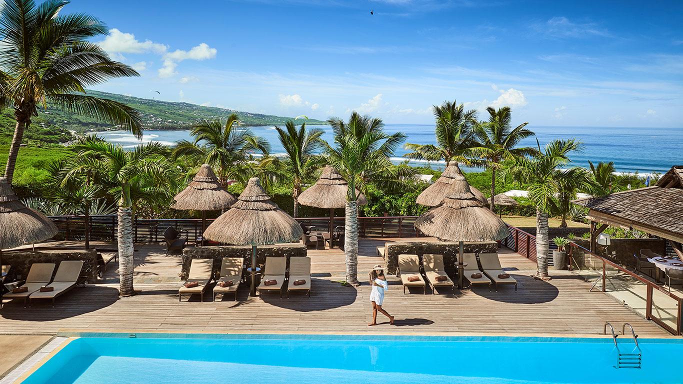iloha Seaview Hotel - Saint-Leu - île de La Réunion