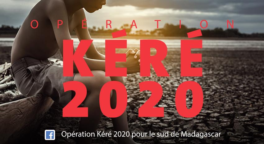 Opération Kéré 2020